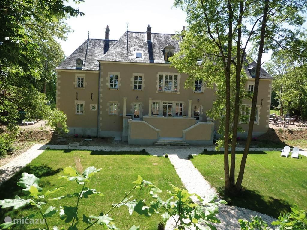 Vakantiehuis Frankrijk, Bourgogne, Bitry Landhuis / Kasteel Maison Salvard