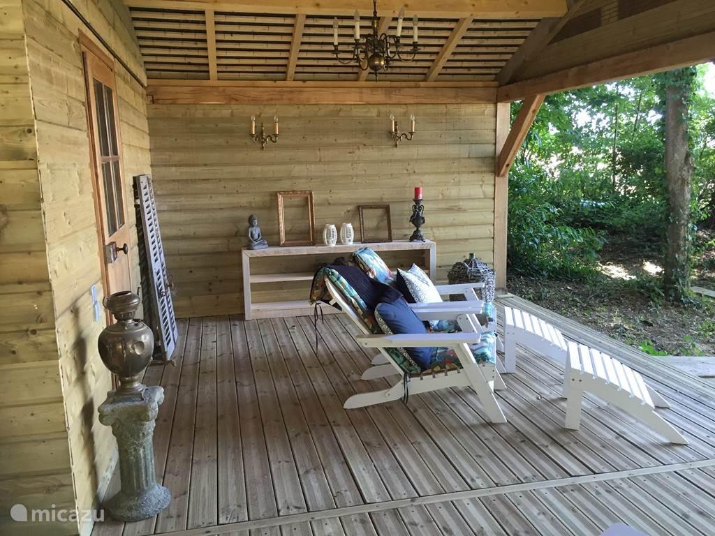 Veranda Sauna