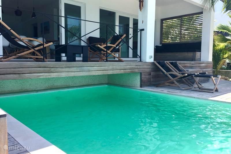 Vacation rental Bonaire, Bonaire, Belnem Villa Sunset Beach House Bonaire