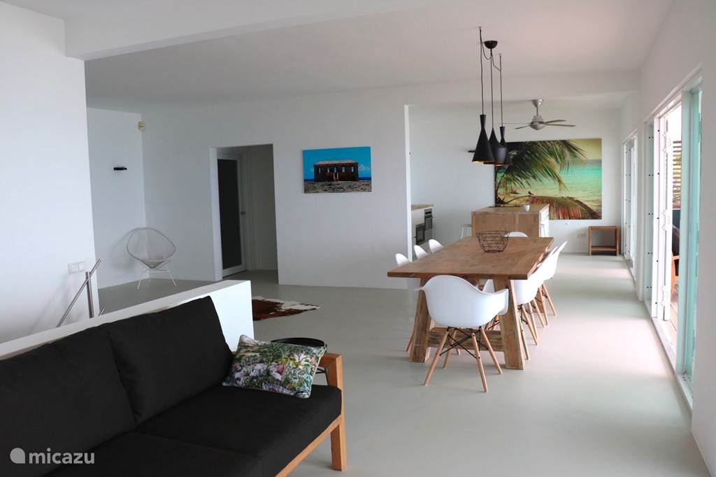Vakantiehuis Bonaire, Bonaire, Belnem Villa Sunset Beach House Bonaire