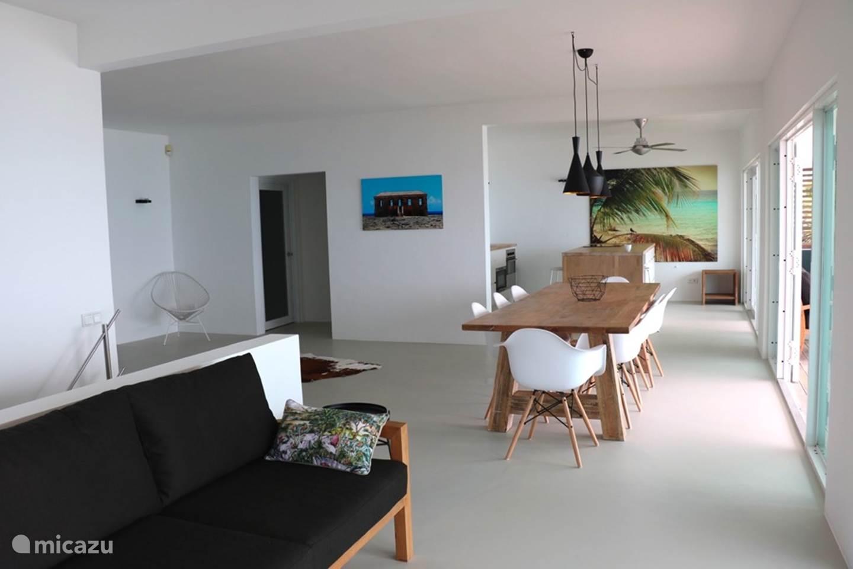 Villa sunset beach house bonaire in belnem bonaire bonaire mieten