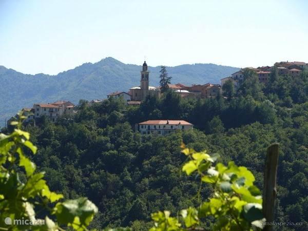 [THEMA], Italië, Ligurië, Santa Maria di Maissana, appartement UltimaCasa- app.Mauro