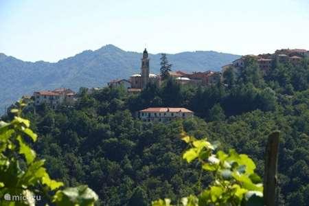 Vakantiehuis Italië, Ligurië, Santa Maria di Maissana appartement UltimaCasa- app.Mauro