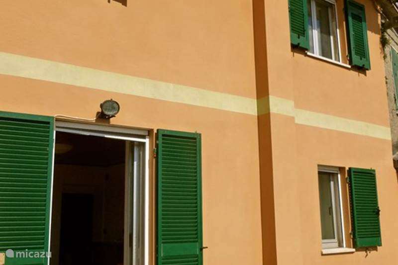 Vakantiehuis Italië, Ligurië, Santa Maria di Maissana Appartement LuniCà