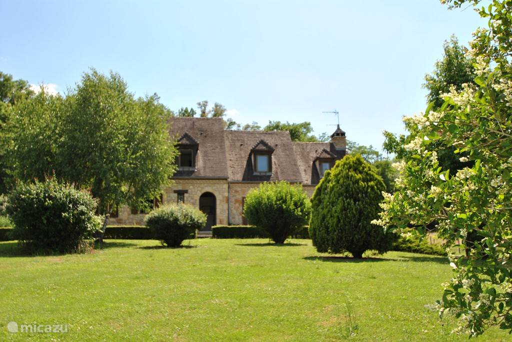 Vakantiehuis Frankrijk, Dordogne, Le Lardin-Saint-Lazare Vakantiehuis Martine