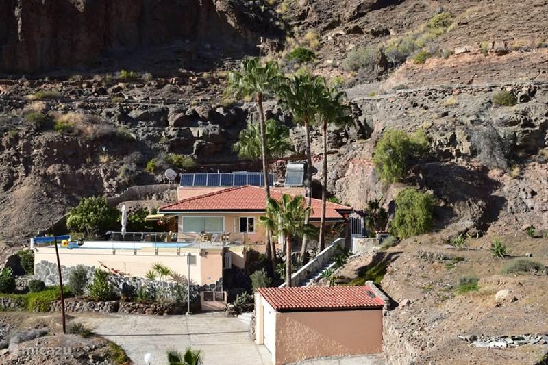 Vakantiehuis Spanje, Gran Canaria, Mogan Villa Los Niños