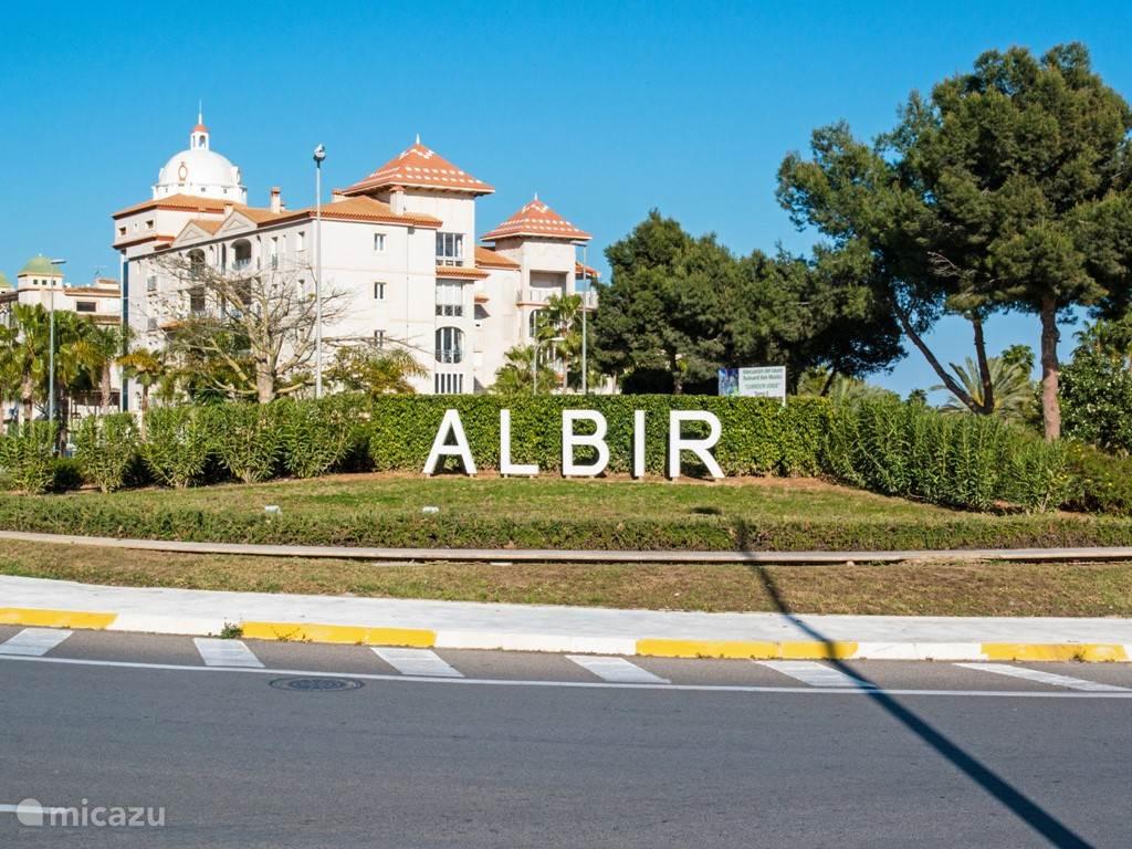 Welkom in Albir, Costa blanca.