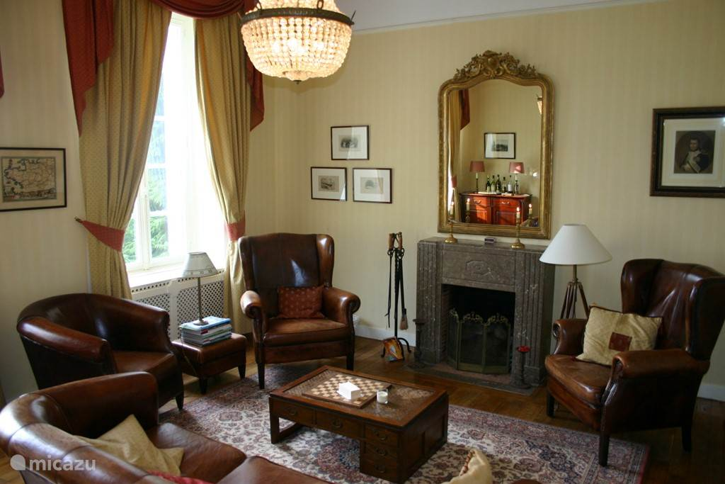 Stately parlor