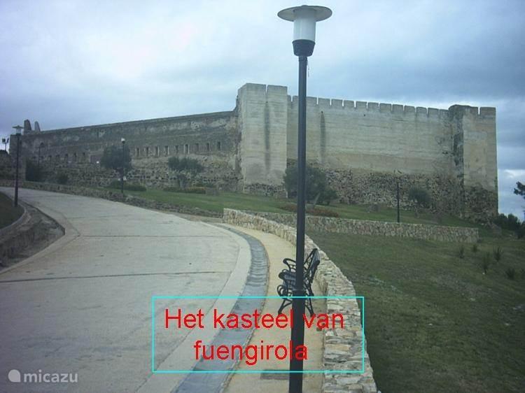 het kasteel van fuengirola