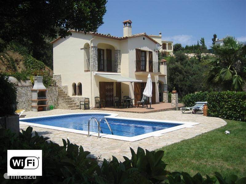 Vakantiehuis Spanje, Costa Brava, Calonge villa Casaramar