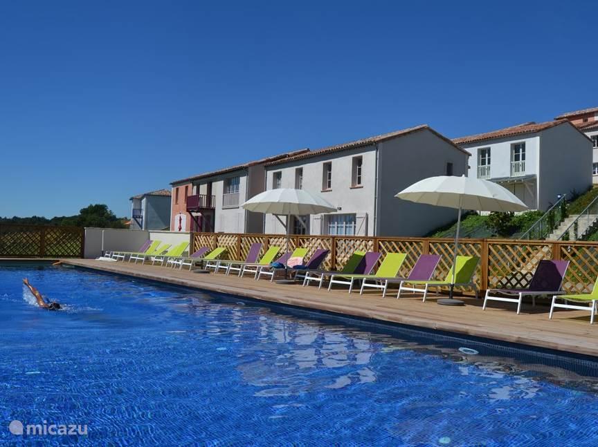 Vakantiehuizen met een schitterend zwembad en prachtige uitzichten