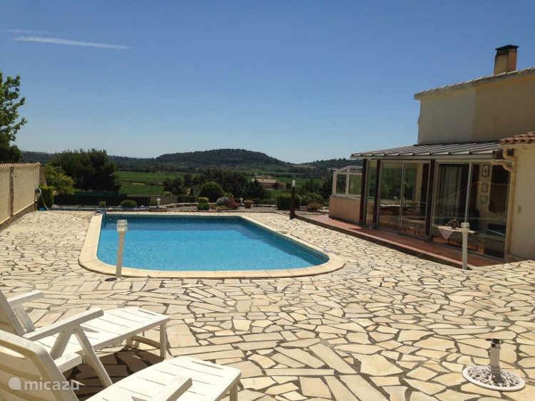 Vacation rental France, Languedoc-Roussillon, Pouzols-Minervois villa Villa Belvédère