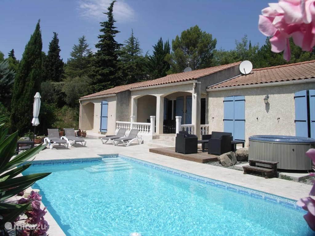 Vakantiehuis Frankrijk, Languedoc-Roussillon, Olonzac-Beaufort Villa Villa Laurier Rose