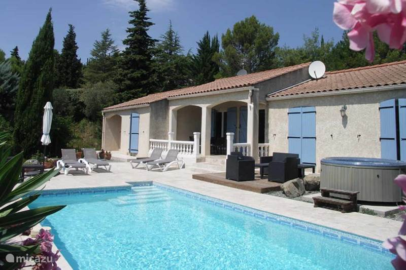 Vakantiehuis Frankrijk, Hérault, Olonzac-Beaufort Villa Villa Laurier Rose