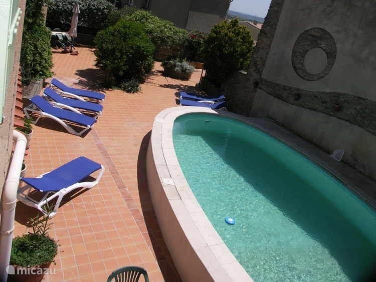 Vakantiehuis Frankrijk, Languedoc-Roussillon, La Liviniere Vakantiehuis Chérie Bibi