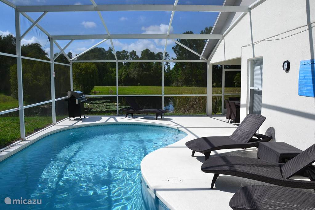Vacation rental United States – villa My villa in Orlando