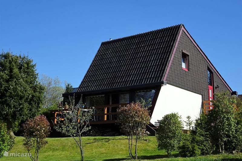 "Vacation rental Germany, Bavaria, Lichtenberg (Opper-franken)  Holiday house Holiday ""Fuchswechsel"""