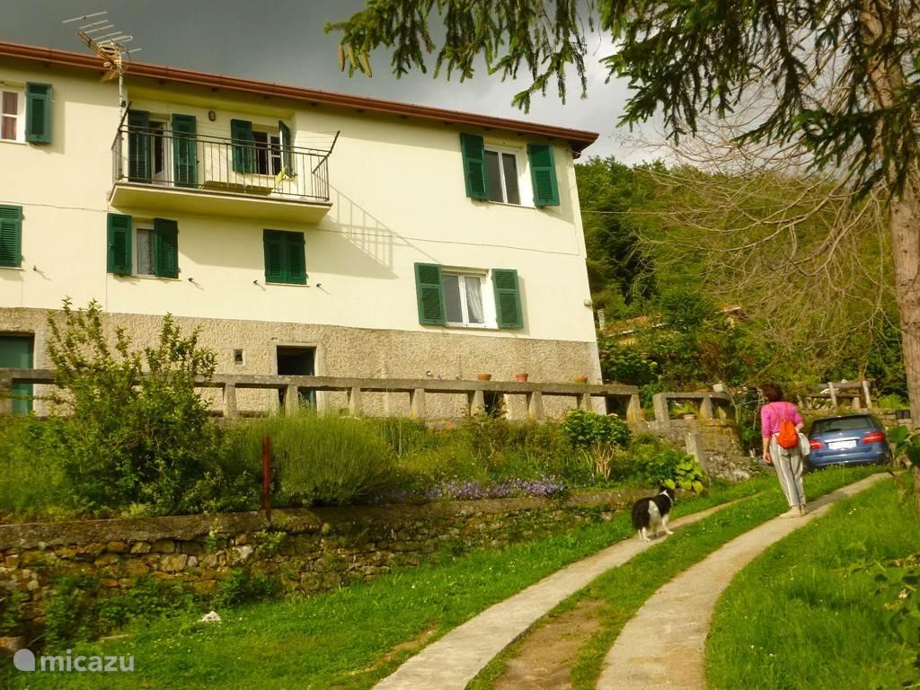 Vakantiehuis Italië, Ligurië, Buto gîte / cottage Ca Rafaella