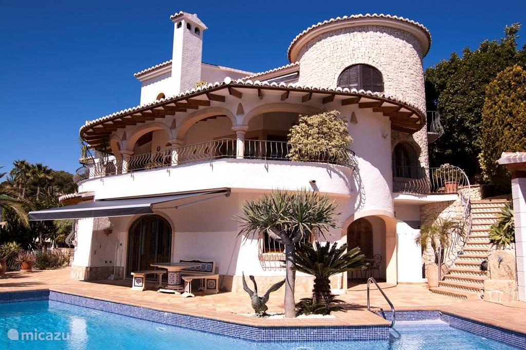 Vakantiehuis Spanje, Costa Blanca, Benissa Villa Villa Las Brisas