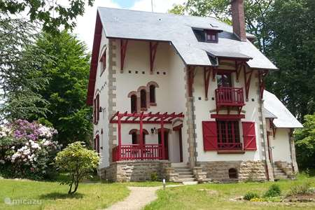Vacation rental France, Creuse, Royère-de-Vassivière villa Villa 'Les Charmilles'