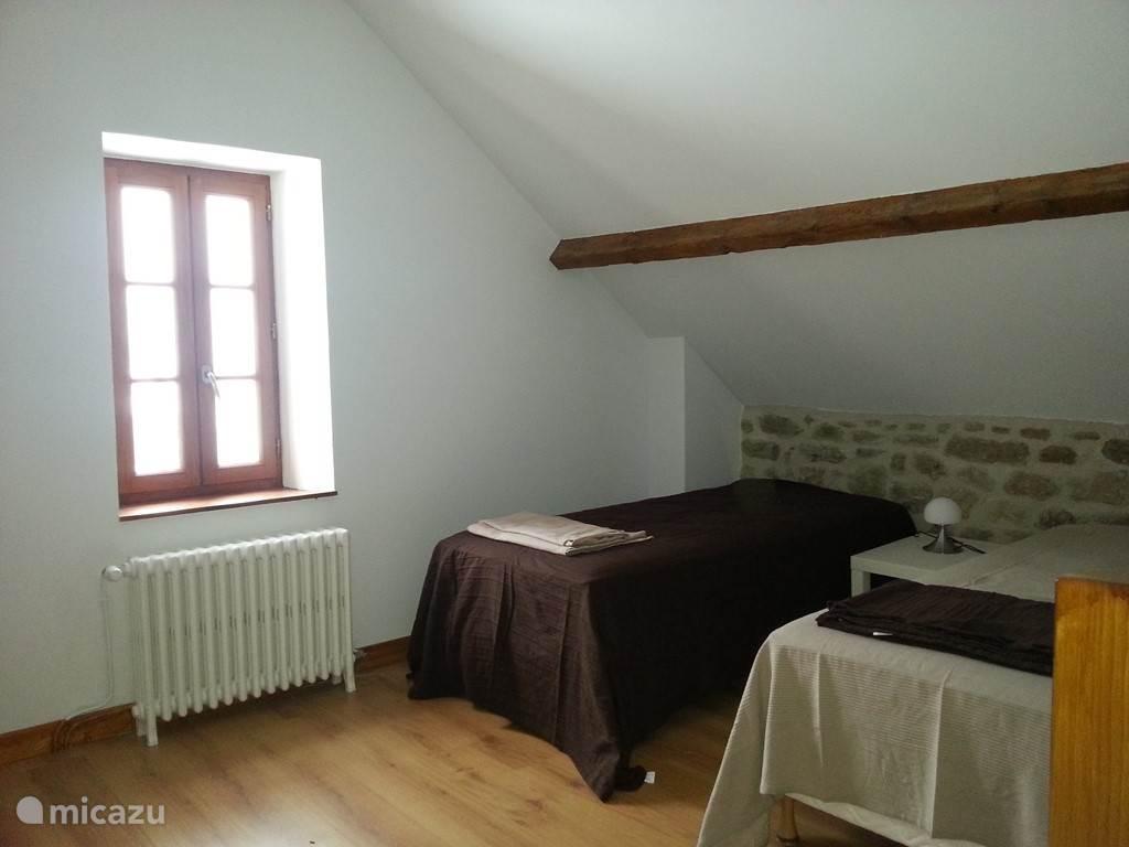 Slaapkamer paviljoen (optie)