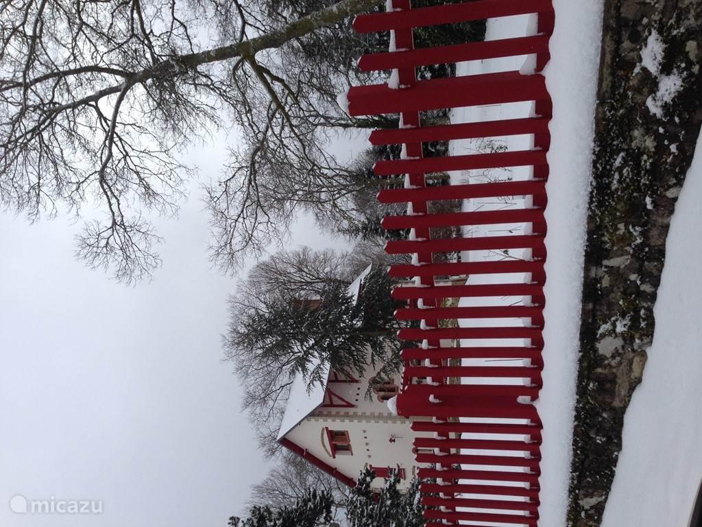 Villa Les Charmilles - winter