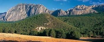 Sierra de Espuña- natuurgebied