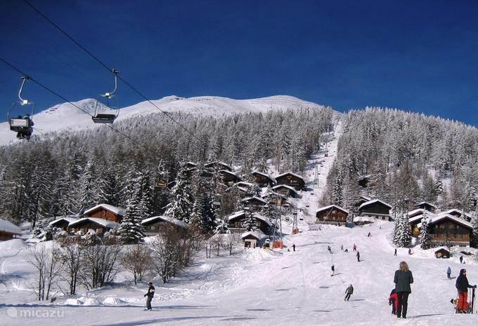Bellwald, 300 dagen zon per jaar en mooi in `alle seizoenen