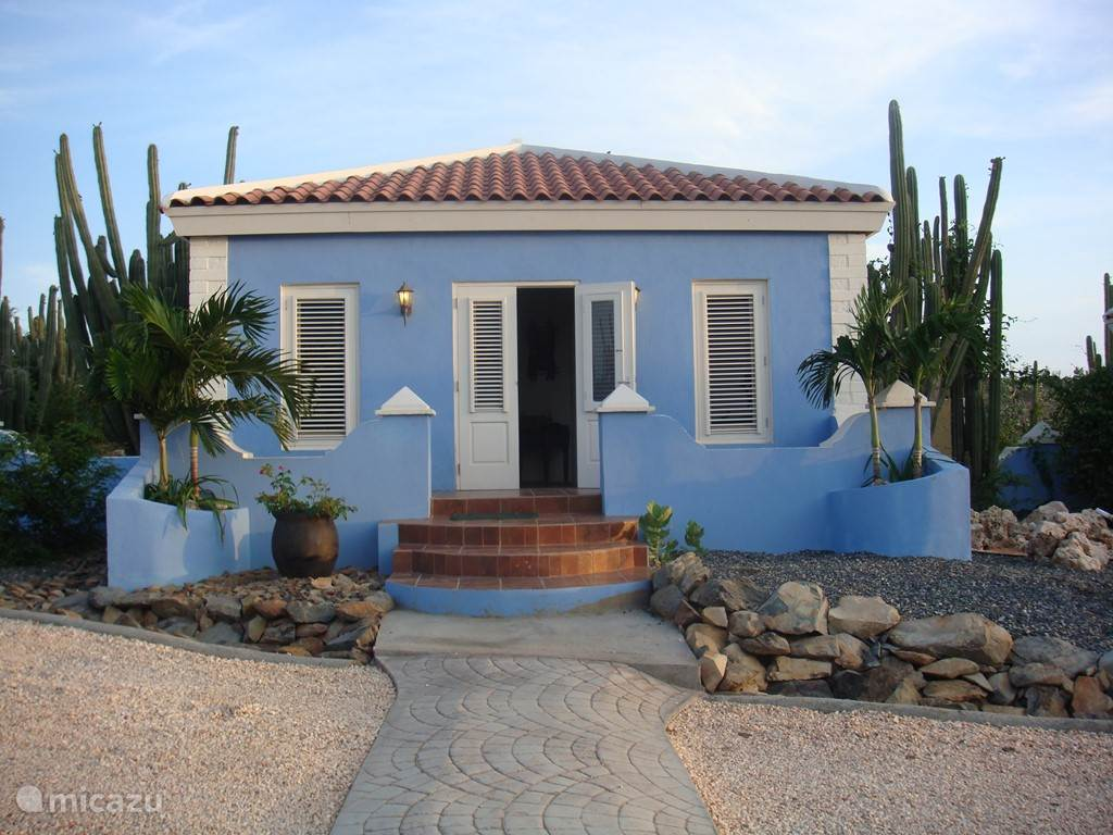 Vakantiehuis Aruba, Centraal Aruba, Santa Cruz - vakantiehuis Prachtige Arubaanse stijl villa blue
