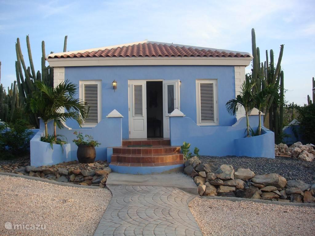 Vakantiehuis Aruba, Centraal Aruba, Santa Cruz Vakantiehuis Prachtige Arubaanse stijl villa blue