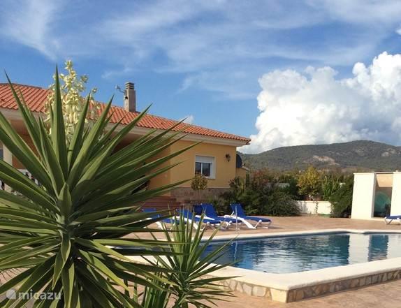 Vakantiehuis Spanje, Costa Blanca, Onil villa Villa Barranco