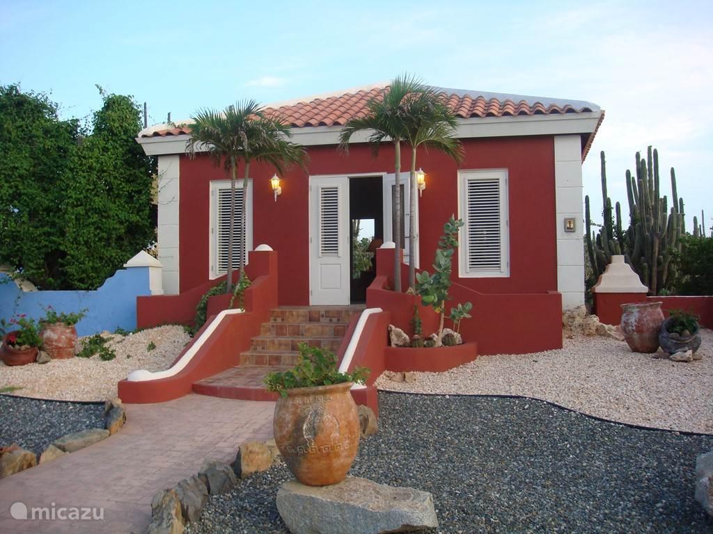 Vakantiehuis Aruba, Centraal Aruba, Santa Cruz vakantiehuis Prachtige Arubaanse stijl villa red