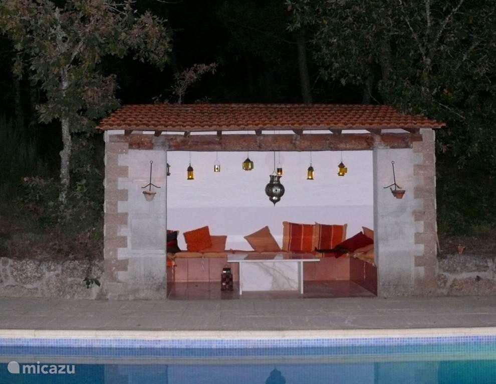 Zwembadhuisje