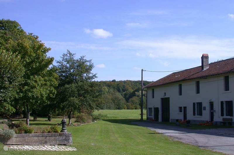 Vakantiehuis Frankrijk, Meuse, Seuzey Vakantiehuis Mijn Frankrijk vakantiehuis