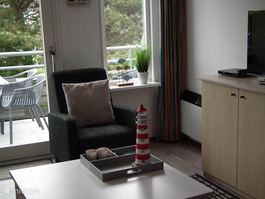 Vakantiehuis Nederland, Ameland – appartement  Hollumerstrand