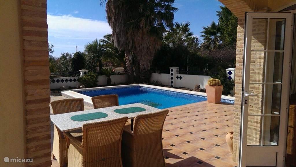 Vakantiehuis Spanje, Costa Cálida, Banos y Mendigo - villa Villa Mosa