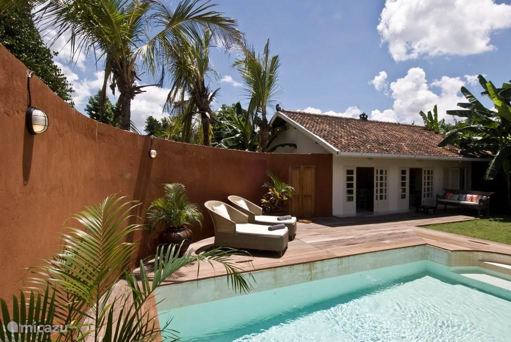 Vacation rental Indonesia, Java, Yogyakarta villa Villa Pondok Terra  - Villa Silver