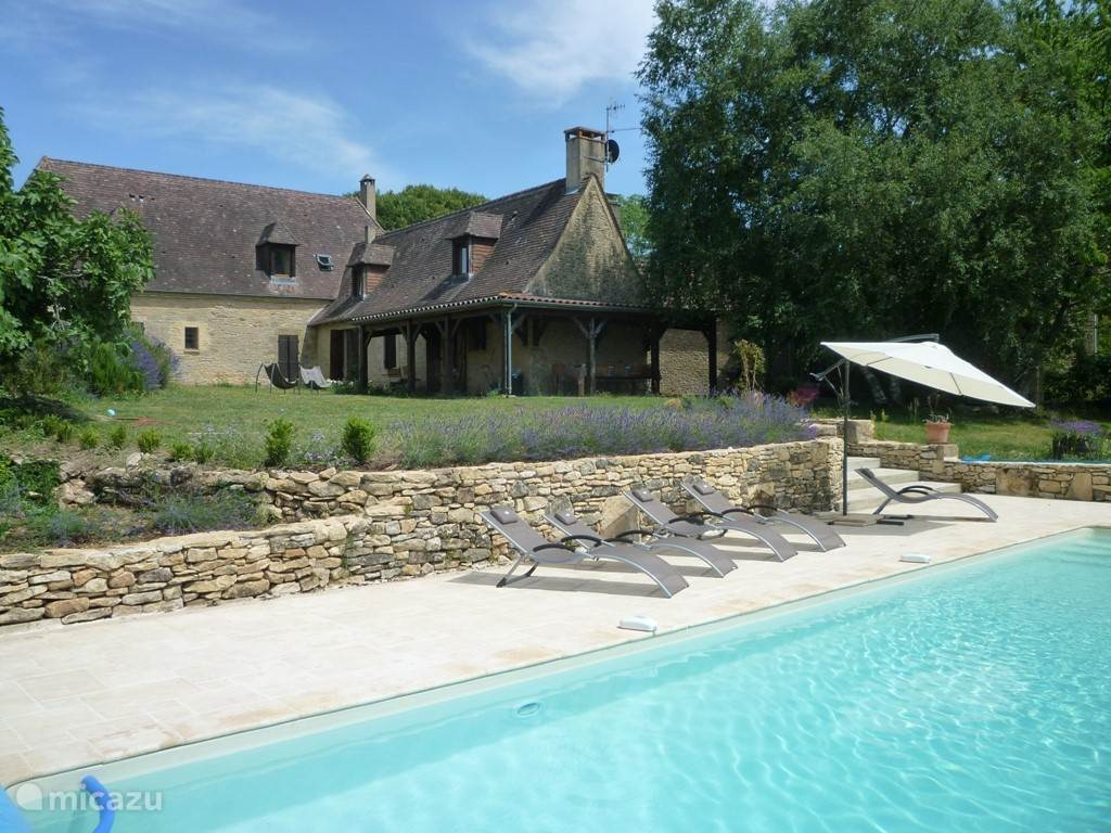 Vacation rental France, Aquitaine, Sergeac holiday house Charlotte