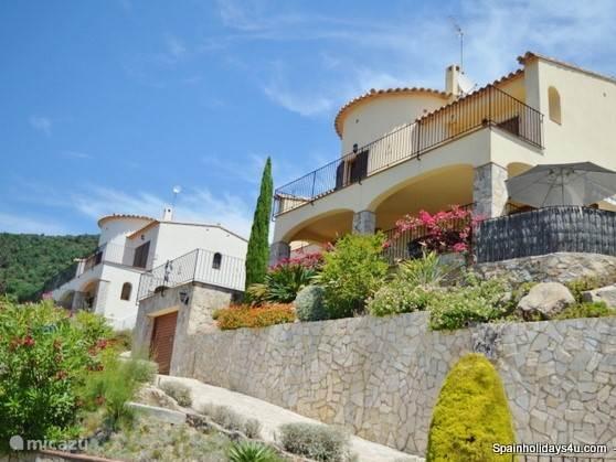 Vakantiehuis Spanje, Costa Brava, Calonge - villa Villa de la Selva