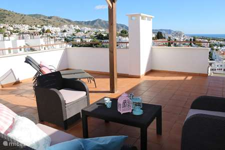 Vacation rental Spain, Costa del Sol, Nerja apartment Andaluz Apartments - MDN03