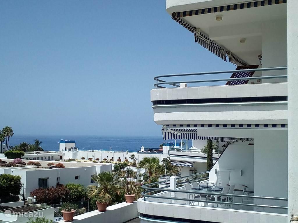 Vakantiehuis Spanje, Tenerife, Playa de las Américas Appartement Playa las Americas, 2 slk app