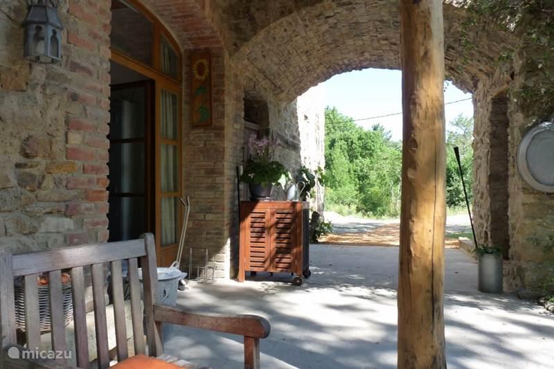 Vakantiehuis Frankrijk, Gard, Molières-sur-Cèze Appartement Le Miracle (6 p)