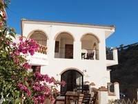 Vakantiehuis Spanje, Andalusië, Totalán - appartement Casa Maré B&B and Holiday Apartment