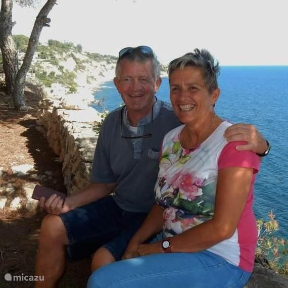 Jac en Marjolein Weggen