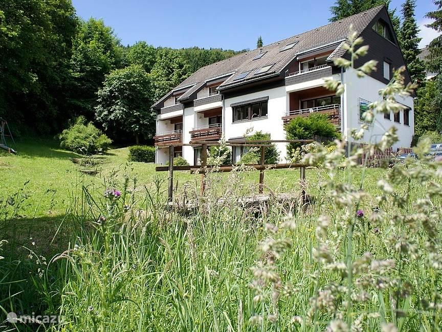 Het huis en de tuin