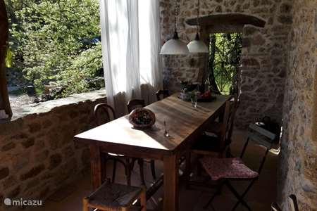 Vakantiehuis Frankrijk, Gard, Molières-sur-Cèze appartement Le Mûrier (6 p)
