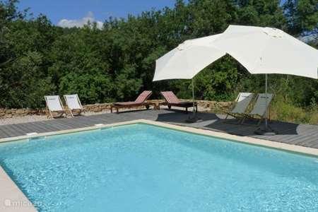 Vakantiehuis Frankrijk, Gard, Molières-sur-Cèze appartement Le Miracle, (Economy 4p)