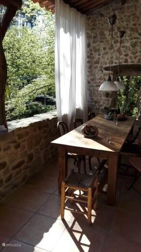 Vacation rental France, Languedoc-Roussillon, Molières-sur-Cèze apartment Le Mûrier (Economy, 2p)