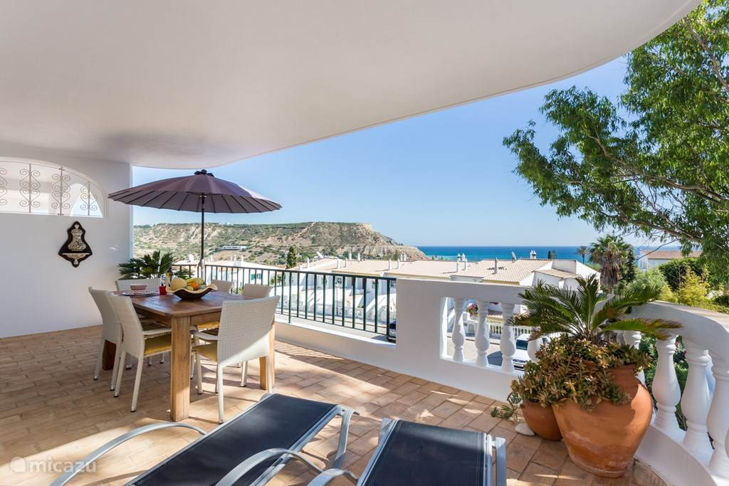Vakantiehuis Portugal, Algarve, Lagos Appartement Casa Milou