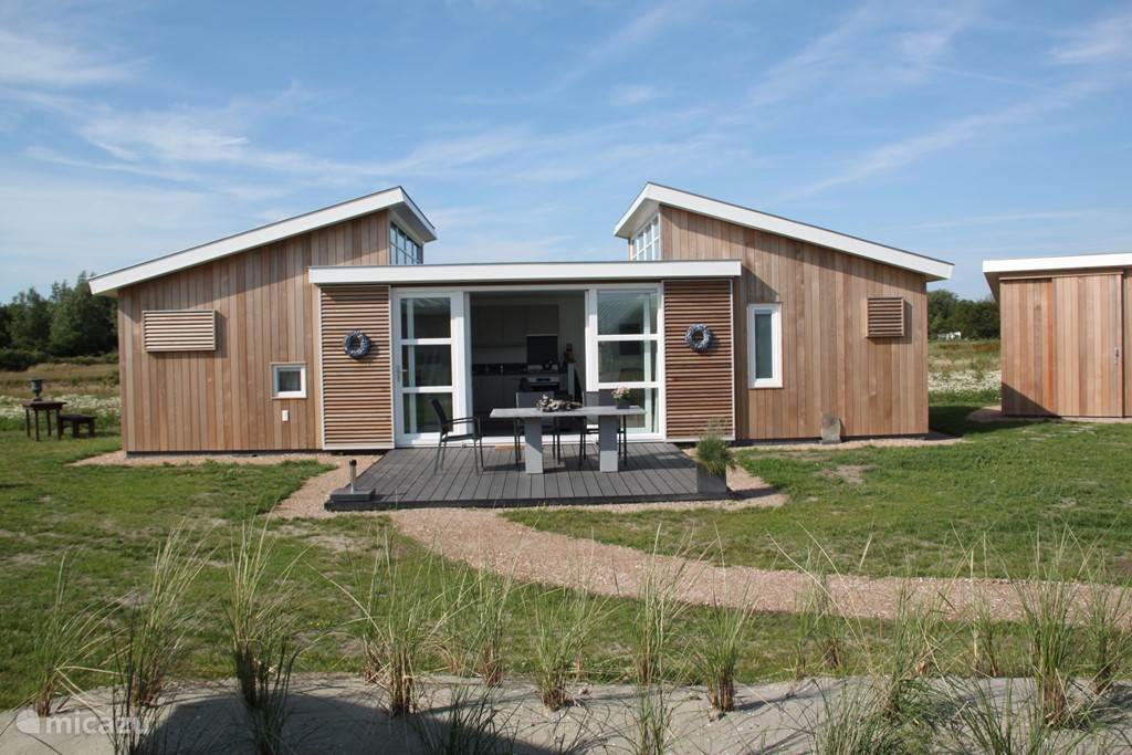 Vacation rental Netherlands, Zeeland – holiday house Chalet the Appelgaard